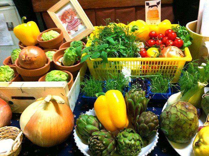 productos ecológicos y de proximidad en Mmm-us