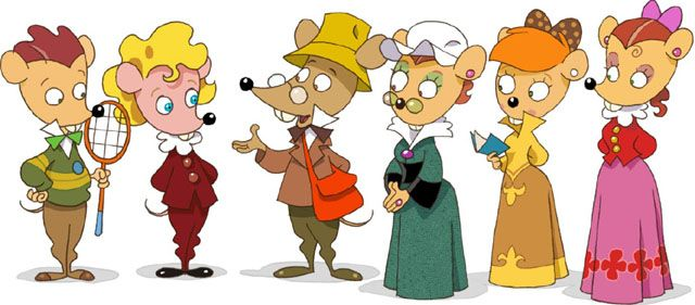 FamiliaPérez. casa museo del raton perez