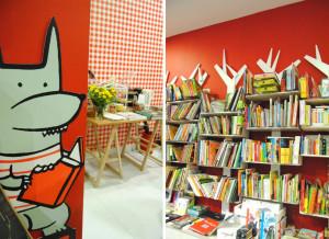 Librería Infantil El Lobo Feroz, Valladolid