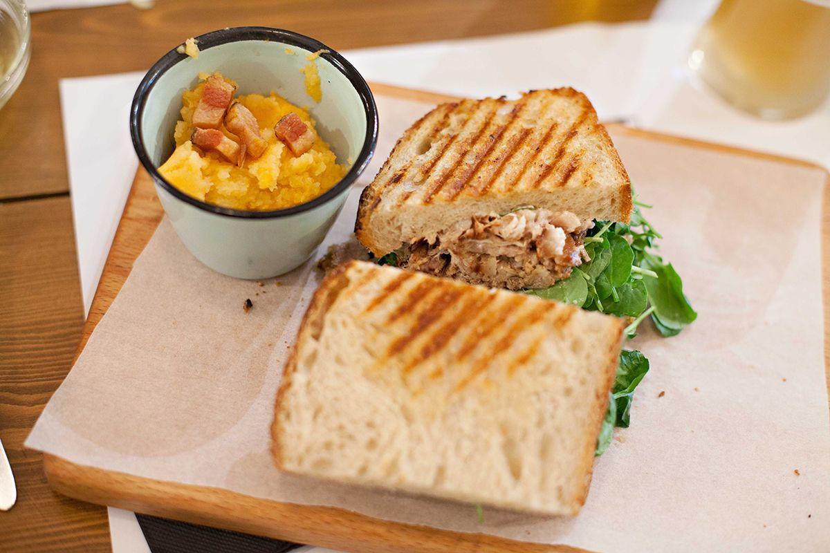 Crumb, sandwiches de autor