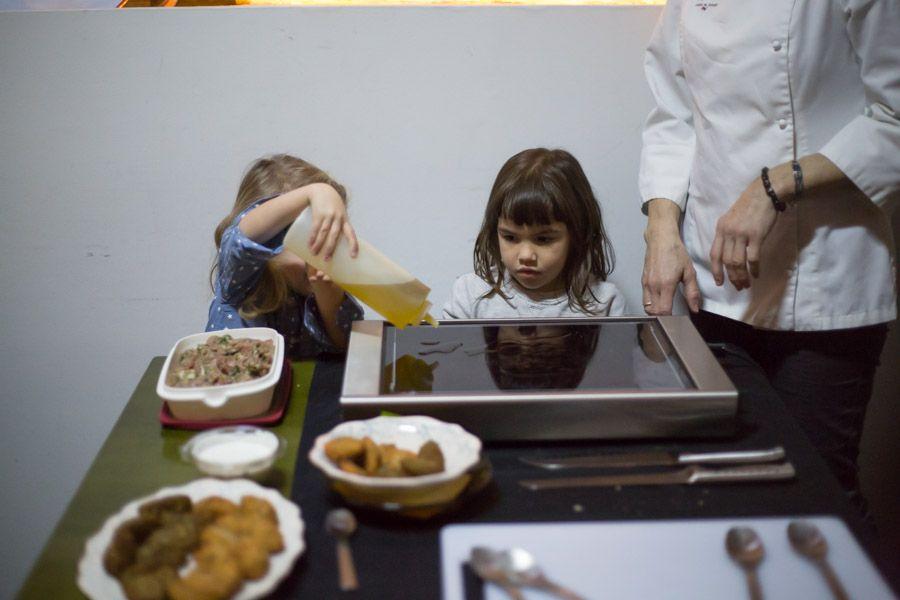 Daylizious, talleres de cocina a domicilio