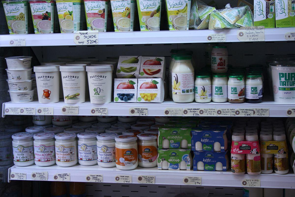 Kiki Market, tienda de productos ecológicos en La Latina