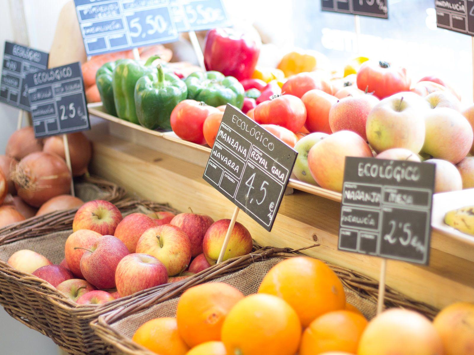 Garten True Food, frutería ecológica