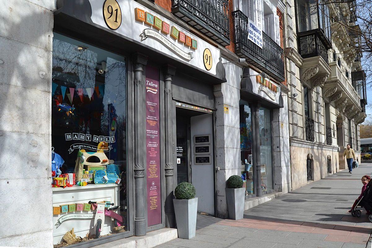 Baby Deli Madrid, guía FoodieKids