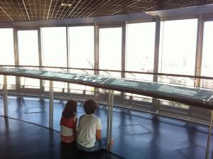 Madrid desde el cielo. El Faro de Moncloa…