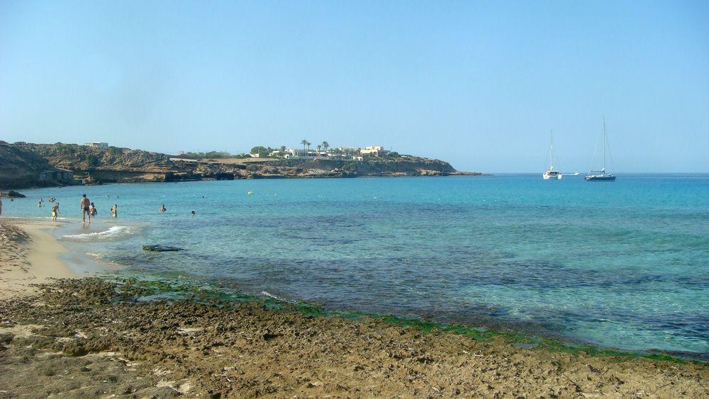 vacaciones familiares en Ibiza
