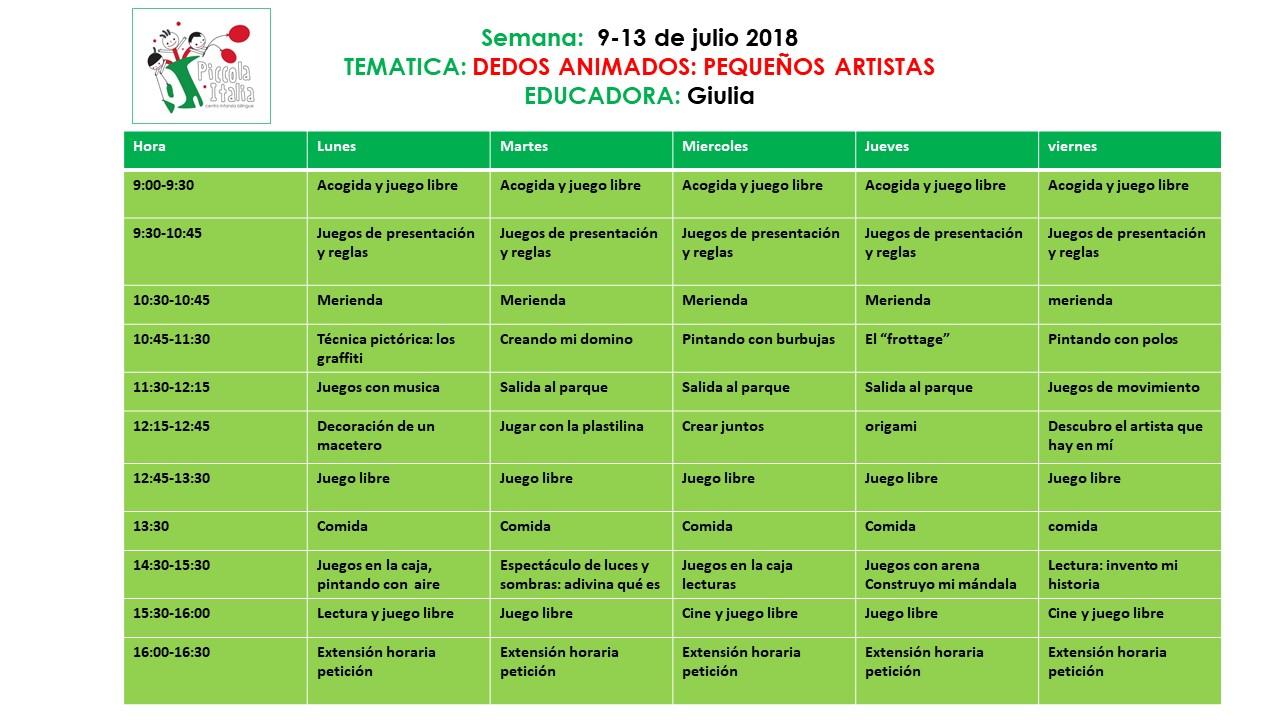 Piccola_Italia_campamento_verano