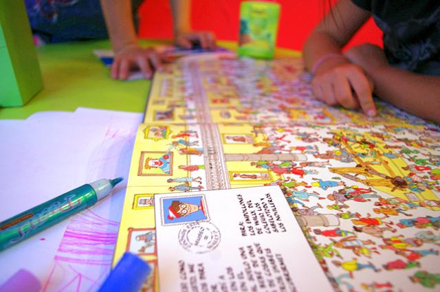 Actividades para adultos y niños con servicio de ludoteca y canguro