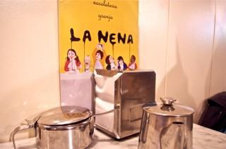 cartel 320x212 Granja La Nena, la mejor chocolatería de Gracia