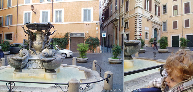 mattei Navidad Mmmp en Roma: de paseo por el Ghetto Ebraico