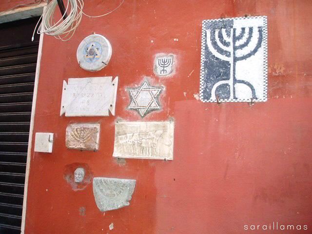 reginella Navidad Mmmp en Roma: de paseo por el Ghetto Ebraico