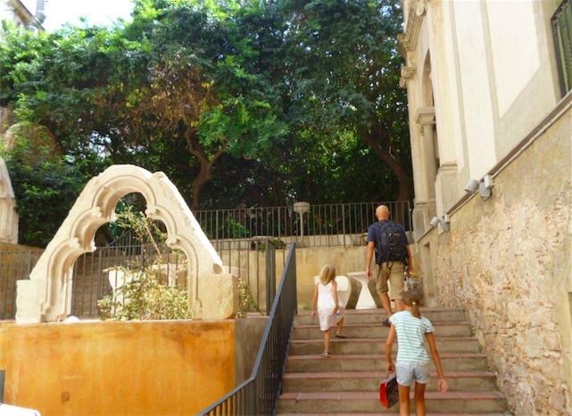 Jardin Casa Puig
