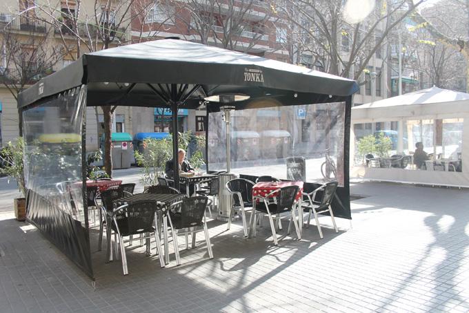 tonka terraza