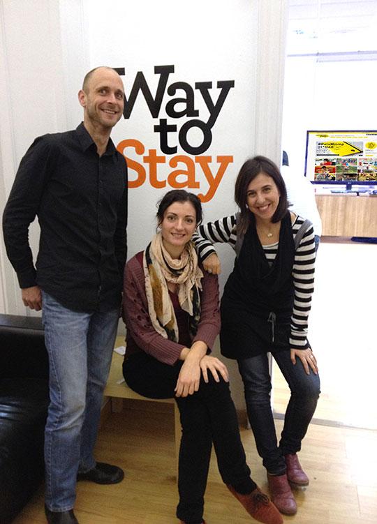 equipo Waytostay