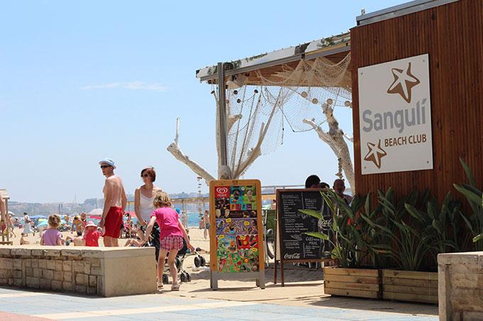 sanguli beach club