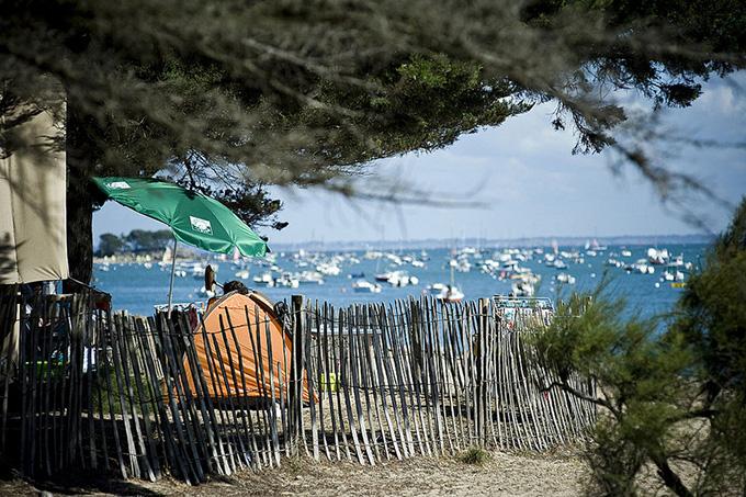 parcela en playa