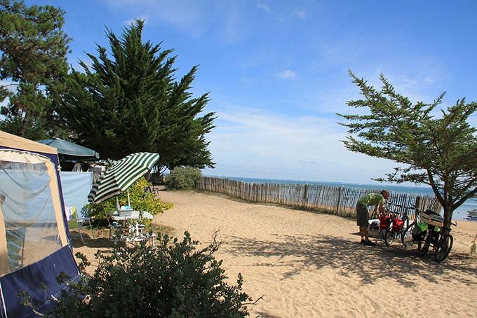 tiendas con vistas al océano