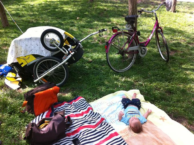 picnic en la ciutadella