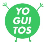 Yoguitos Logos Face