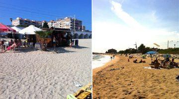 playa llavaneras