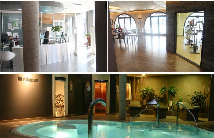 centro wellness berga resort