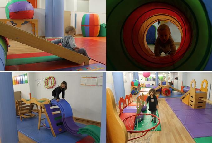 Gymboree Sarria Gymboree, actividades en familia