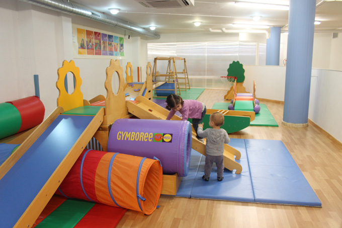 IMG 2641 Gymboree, actividades en familia