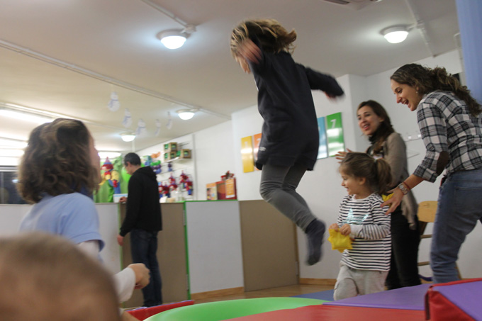 IMG 2668 Gymboree, actividades en familia