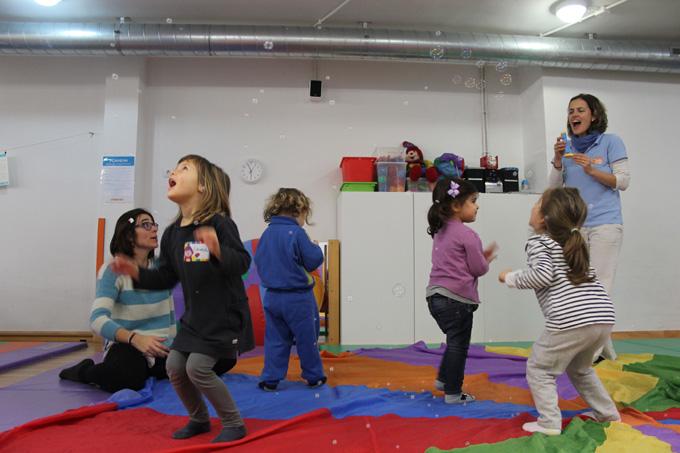 IMG 2675 Gymboree, actividades en familia