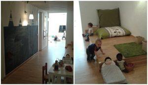 La Tribu4 300x173 Lugares para tardes de invierno con niños