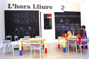 lhoralliure talleres 300x199 Lugares para tardes de invierno con niños
