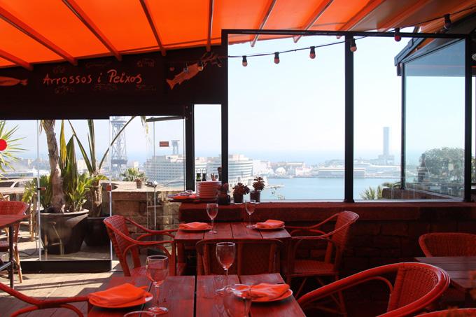 IMG 3143 Restaurante Martínez: comer con niños en Montjuïc