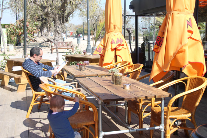 IMG 3147 Restaurante Martínez: comer con niños en Montjuïc