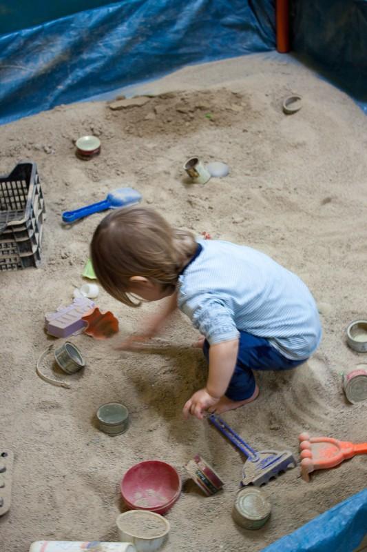 espacio infantil en horta-guinardó