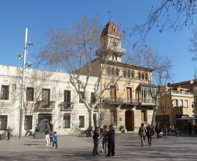 centre civic Can Deu