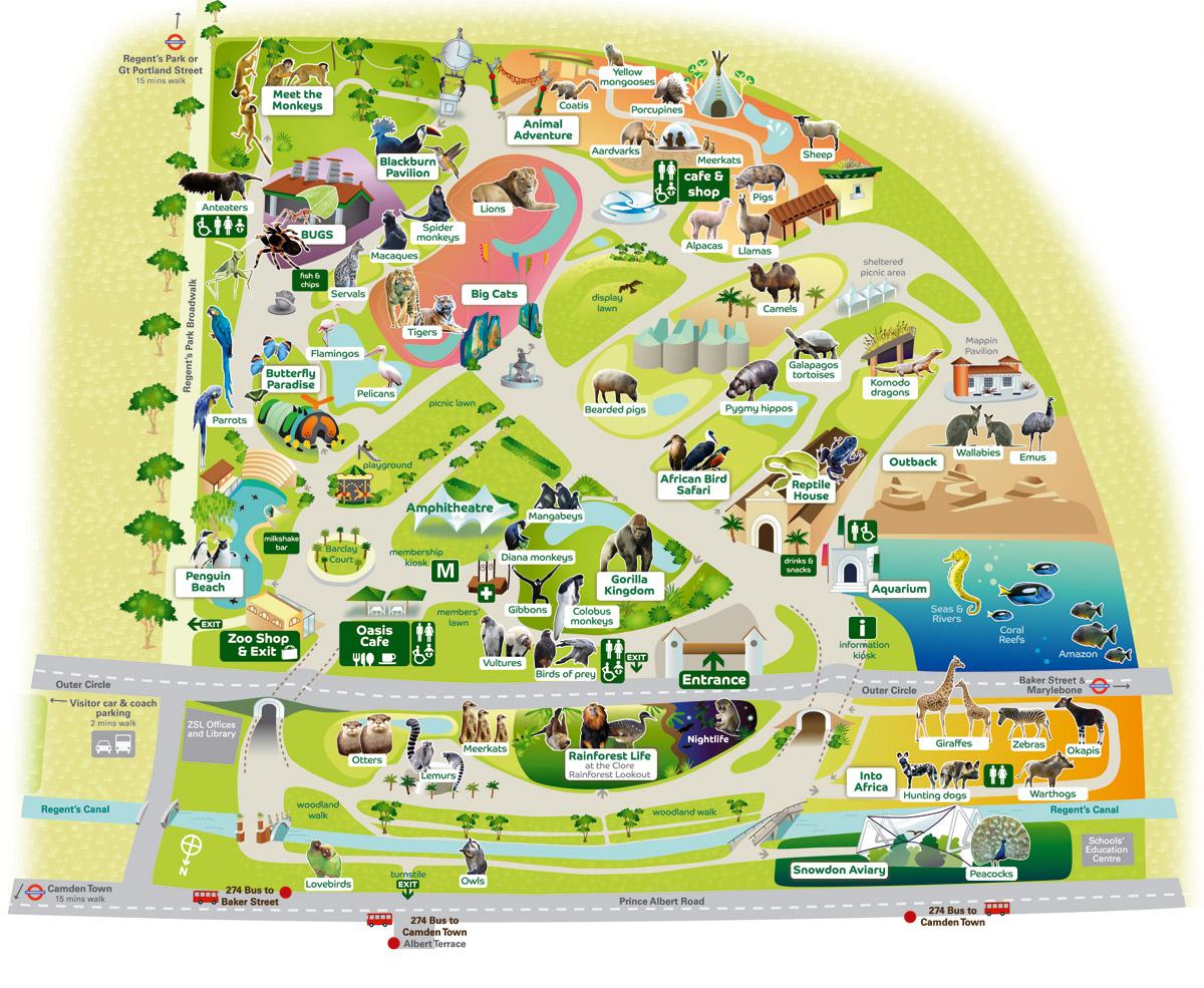 London-zoo-map-2011