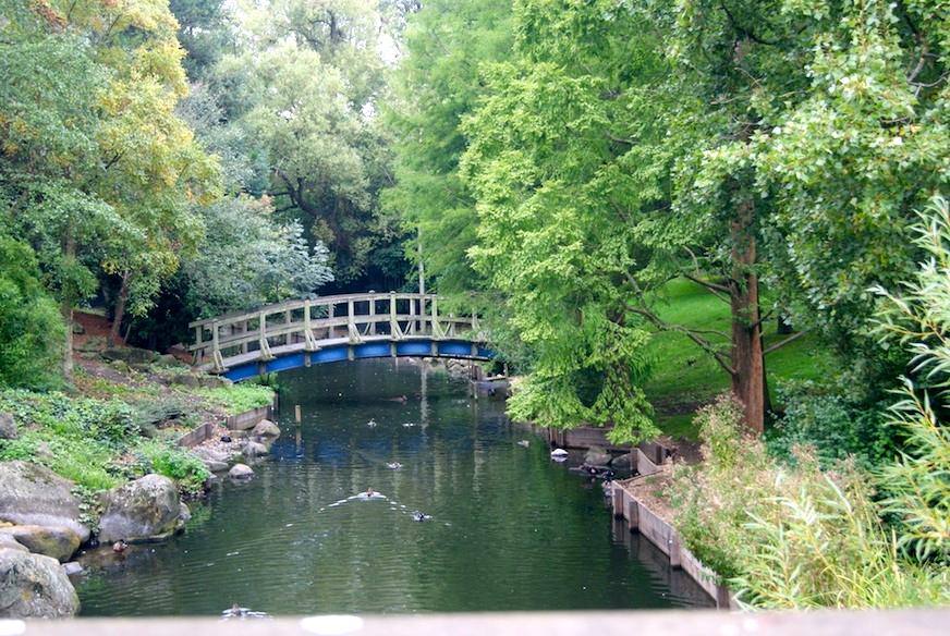 canal regents park