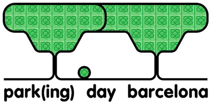 parking day barcelona