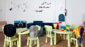 Baby Fun_zona de disfraces