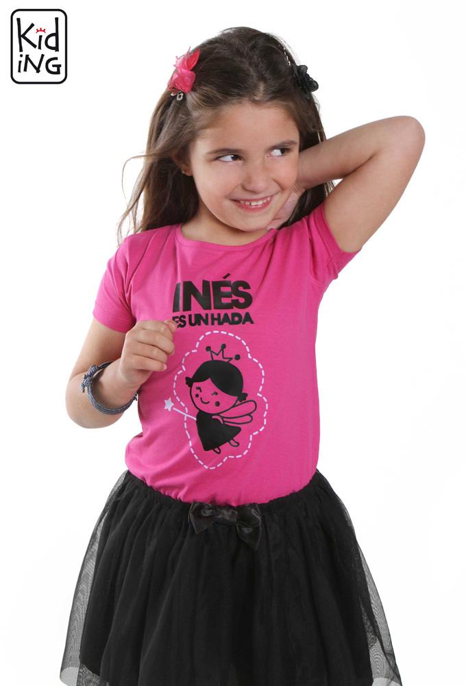 Kiding, camisetas personalizadas para niños. [Sorteo cerrado ...