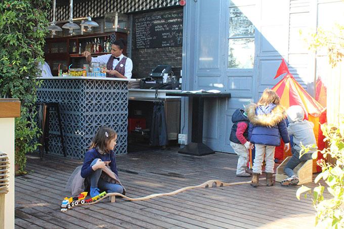 Las Mejores Terrazas Para Ir Con Niños Mammaproof Barcelona