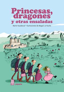 Princesas, dragones y otras ensaladas_web