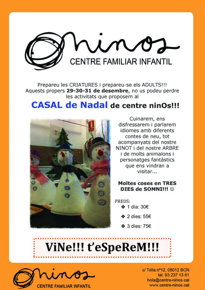 Flyer CASAL de NaDaL 14-15 copy