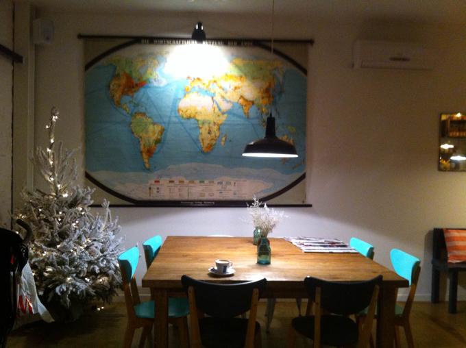 family room mesa grande
