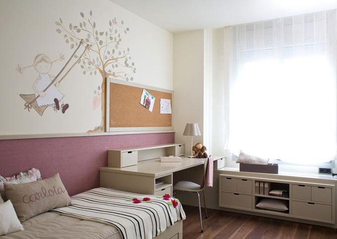 habitacion juvenil nina dijous