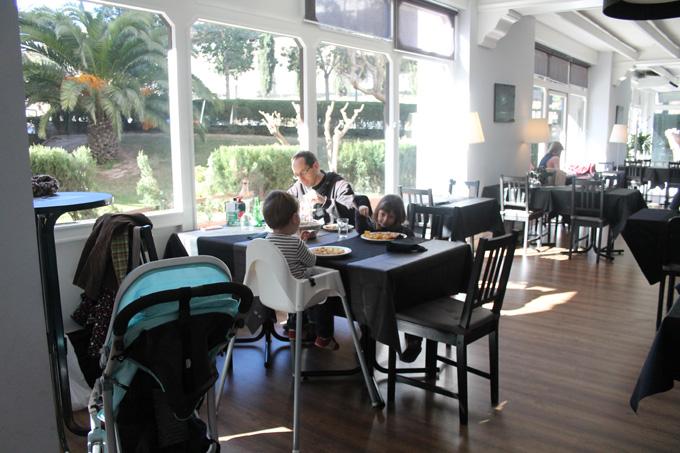 IMG 5128 Barcelona Pipus, para comer y disfrutar en familia