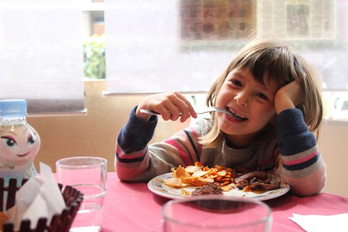menu infantil marc restaurante