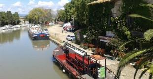 Llegamos al Canal du Midi