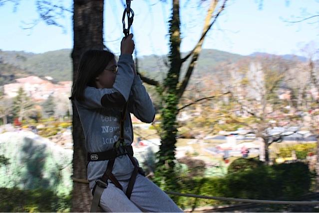Excursiones con niños cerca de Barcelona - bosc animat