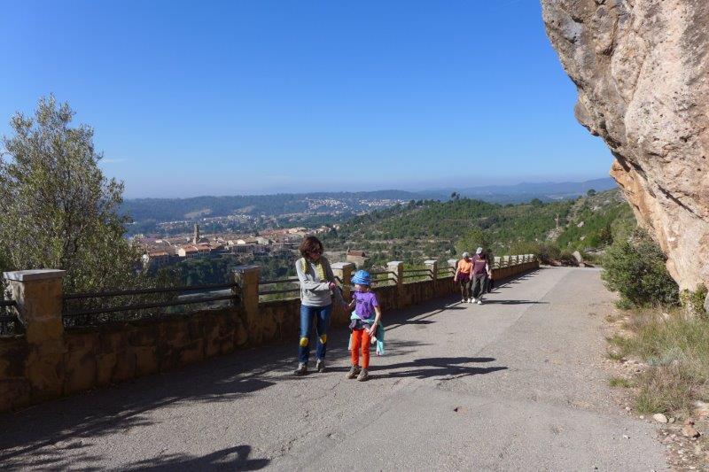 Excursiones con niños cerca de Barcelona - cuevas del salnitre